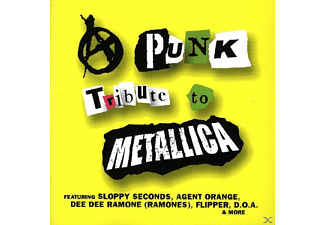 Metallica - Punk Tribute To Metallica - (CD)