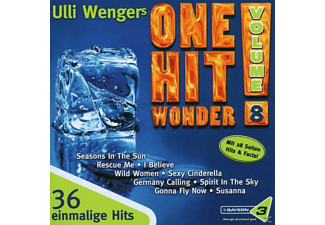 VARIOUS - One Hit Wonder-Vol.8 - (CD)