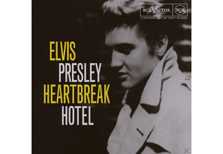 Elvis Presley - Heartbreak Hotel - (Maxi Single CD)