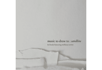 Kid Koala Featuring Emiliana Torrini - Music To Draw To: Satellite (2LP) - (Vinyl)