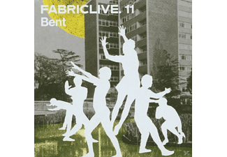 Bent - Fabric Live 11 - (CD)