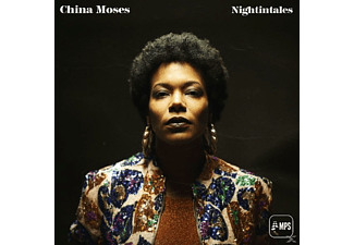 China Moses - Nightintales - (Vinyl)