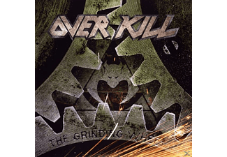 Overkill - The Grinding Wheel - (Vinyl)