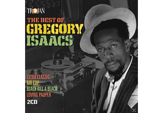 Gregory Isaacs - The Best Of Gregory Isaacs - (CD)