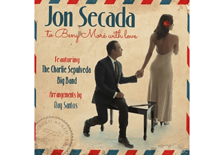 Jon Secada Feat. The Charlie Sepulveda Big Band - To Beny More With Love - (CD)