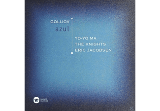 KNIGHTS,THE/MA,YO-YO - Golijov Azull - (CD)