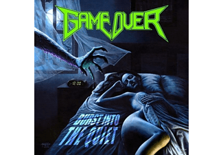 Game Over - Burst Into The Quiet - (CD)