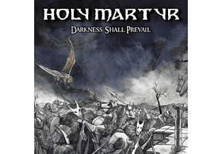 Holy Martyr - DARKNESS SHALL PREVAIL - (Vinyl)