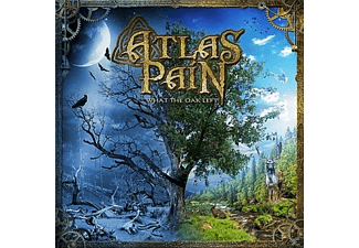 Atlas Pain - What The Oak Left - (CD)