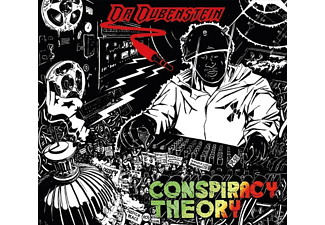 Dr.Dubenstein - Conspiracy Theory - (CD)