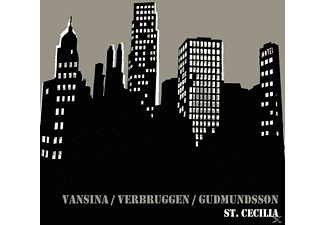 Vansina/Verbruggen/Gudmundsson - St.Cecilia Recordings - (CD)