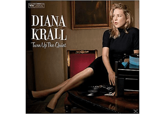 Diana Krall - Turn Up The Quiet - (CD)
