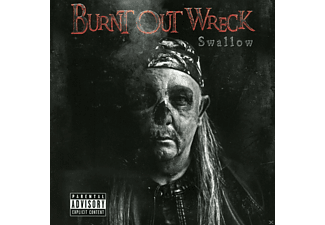 Burnt Out Wreck - Swallow - (CD)