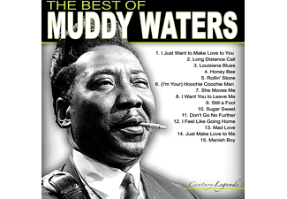 Muddy Waters - The Best Of Muddy Waters - (CD)