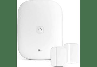 TELEKOM Smart Home Starter Kit, 2x magnetische Tür-/Fensterkontakte &  24 Monats-Coupon