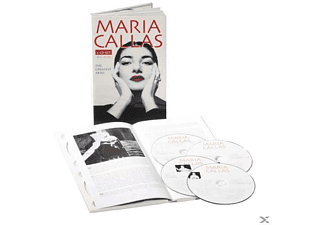 Maria Callas - The Greatest Arias 1949-55,74 (Various) - (CD)