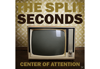 Split Seconds - Center Of Attention - (CD)