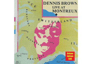 Dennis Brown - Live At Montreux (Deluxe Edition) - (CD)