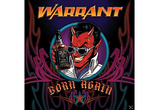 Warrant - Born Again - (CD)