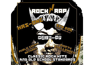 VARIOUS - Rock Vs Rap - (CD)