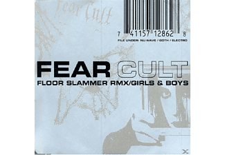Fear Cult - Girls & Boys/Safety Dance - (CD)