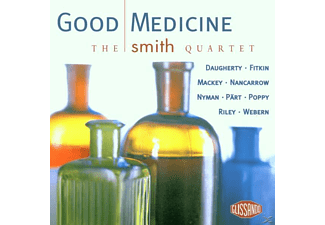 The Smith Quartet - Good Medicine - (CD)