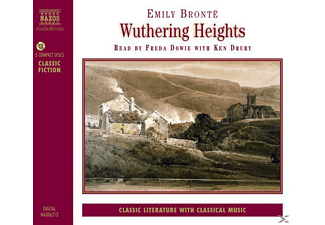 WUTHERING HEIGHTS -  CD -