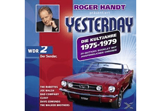 VARIOUS - WDR 2 Yesterday-1975-1979 - (CD)