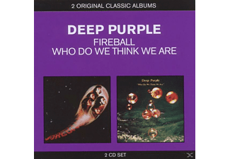 Deep Purple - CLASSIC ALBUMS (2IN1) [CD]