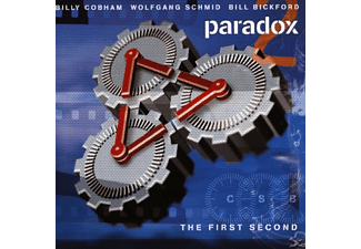 Paradox - FIRST SECOND - (CD)