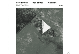 Aaron Parks, Billy Hart, Ben Street - Find The Way - (CD)