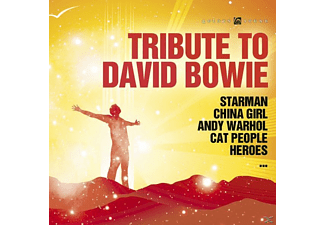 VARIOUS - Tribute To David Bowie [CD]