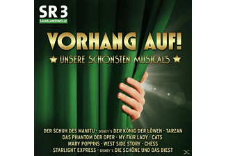 VARIOUS - SR 3-Musicals - (CD)