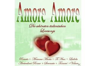VARIOUS - Amore,Amore - (CD)