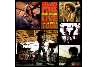 Grand Funk Railroad - Live: The 1971 Tour (CD)