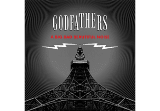 The Godfathers - A Big Bad Beautiful Noise - (CD)