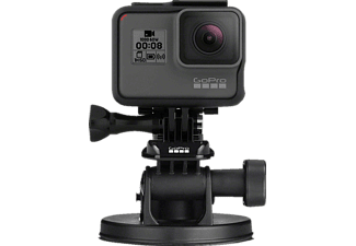 GOPRO Suction Cup Mount GoPro Actioncams , Schwarz