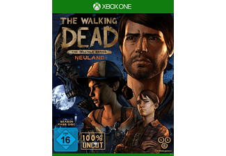 The Walking Dead Season 3 - The Telltale Series [Xbox One]