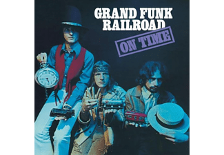 Grand Funk Railroad - On Time (CD)