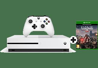 MICROSOFT Xbox One S 1 TB Halo Wars 2 Bundel