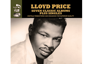Lloyd Price - 4 Classic Albums Plus - (CD)