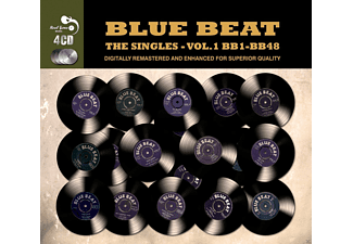 VARIOUS - Blue Beat The Singles Vol.1 - (CD)