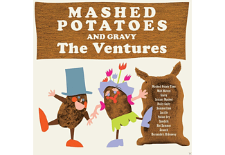The Ventures - Mashed Potatoes & Gravy - (CD)