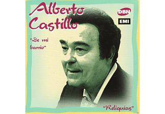 Alberto Castillo - De Mi Barrio - (CD)