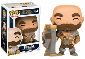 League of Legends Pop! Vinyl Figur 04 Braum