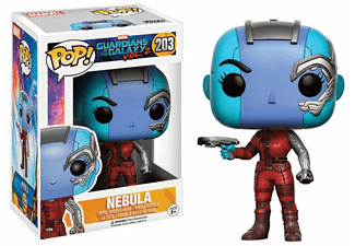 Guardians of the Galaxy 2 Pop! Vinyl Figur 203 Nebula