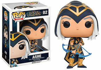 League of Legends Pop! Vinyl Figur 02 Ashe