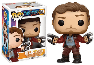 Guardians of the Galaxy 2 Pop! Vinyl Figur 198 Star-Lord