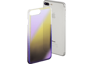 HAMA Mirror, Backcover, Apple, iPhone 6s, iPhone 6 Plus, iPhone 7 Plus, Polycarbonat (PC), Gelb/Lila