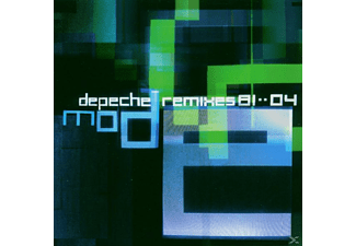 Depeche Mode - REMIXES 81 04 - (CD)